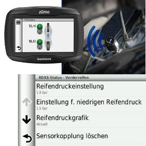 390LM Reifendruck-Kontrollsystem