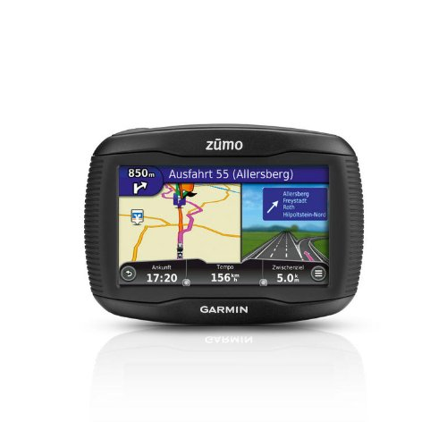 garmin zumo 390lm test motorrad navigation. Black Bedroom Furniture Sets. Home Design Ideas