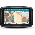 Garmin Zumo 595LM Test