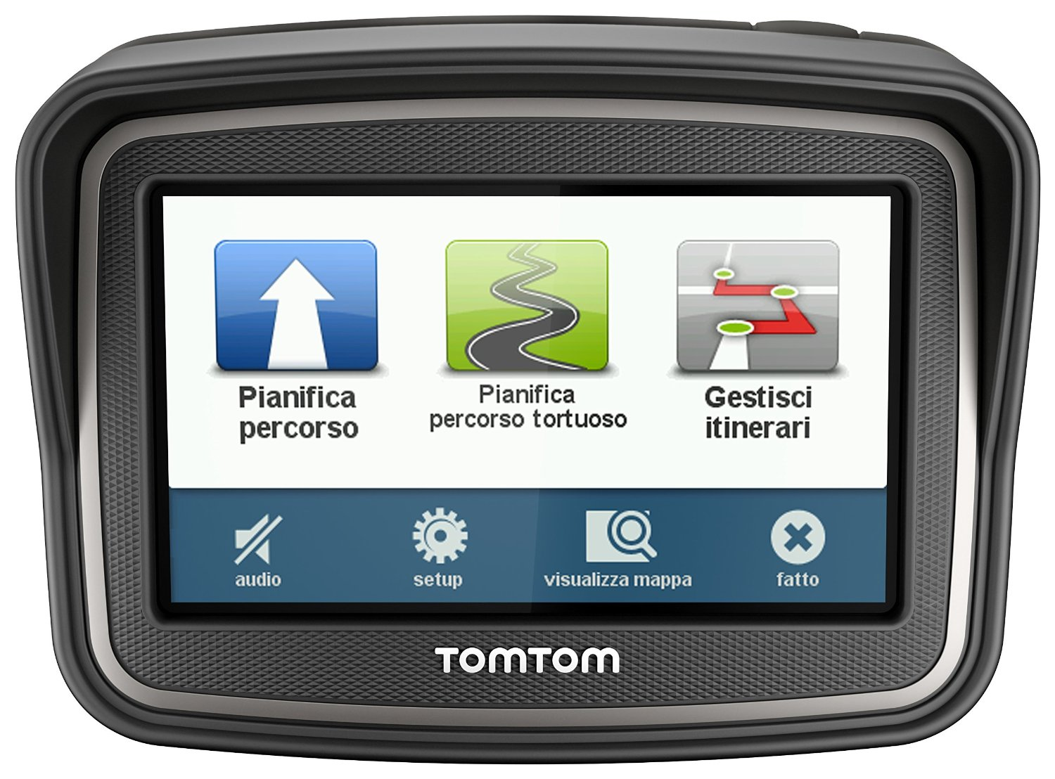 tomtom rider motorrad navigation. Black Bedroom Furniture Sets. Home Design Ideas