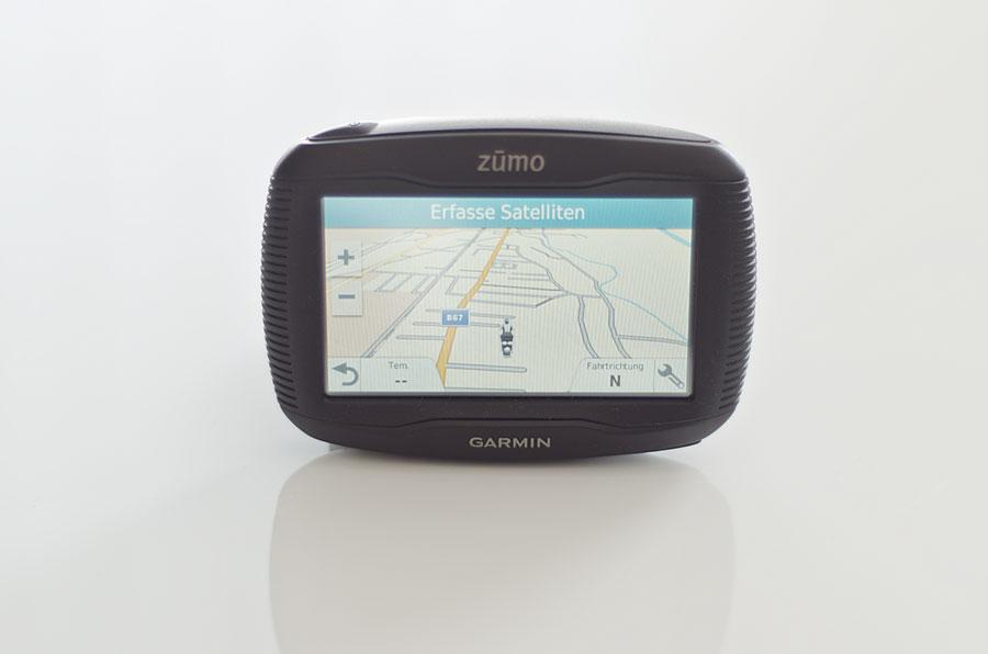 zumo395 lm display