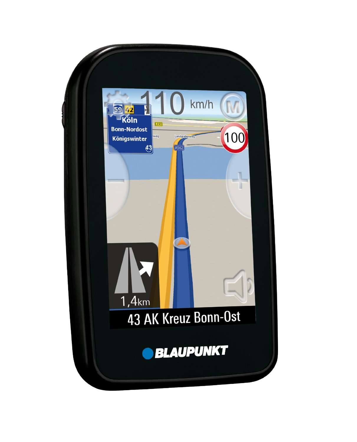 blaupunkt motopilot motorrad navigation. Black Bedroom Furniture Sets. Home Design Ideas