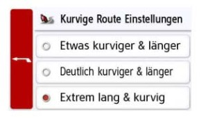 Mamba4 Kurvige Route